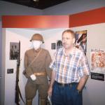 Besök på ett krigsmuseum som visade det mesta om hur japanerna ockuperade ön