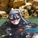 Плавание саквалангом или смаской итрубкой
