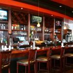 Flambe, bar area