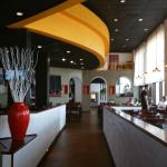 Flambe, main dining room