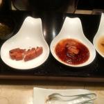 unreplenished dish selection