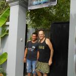 Front gate Herve & Khen
