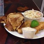 Great fish Friday food!