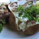 Fillet of Tenderloin with baked potato