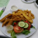 Chips with a difference....now run by Col and Lynn, the Limetree Cafe offers many interesting op