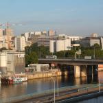 Foto de Ibis budget Paris Porte de Bercy