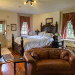Interior of Butternut Cottage