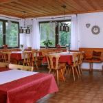 Frühstücksraum und Café