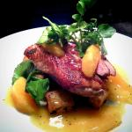 Roast Duck Breast with Orange