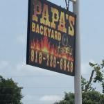 Papa's Backyard Bar-B-Que