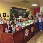 Higher grounds coffee. A great place to visit.