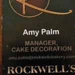 Foto de Rockwell's Cafe and Bakery