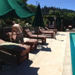 Photo de The Woods Resort at the Russian River
