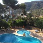 Apartamentos Cala Llonga Playa Foto