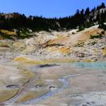 Bumpass Hell at Lassen National Park