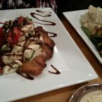 Chicken Caprese (Entree) with Sides