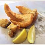 Beer Battered Fish & Oyster Gourmet!