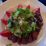 Black & Blue Grilled Tenderloin Salad