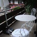 Balkon Dachzimmer