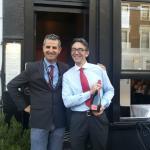 Silvano Bergese & Patrick Oberto @ La Collina Restaurant