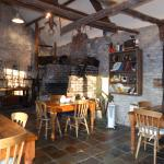 The Smithy Breakfast room