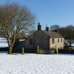 The Smithy B&B in February