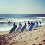 Summertime Surf