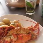 Lobster (from Specials Menu)