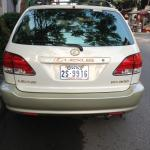 Taxi DCP Phnom Penh