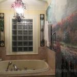 Carolinian artistic bath