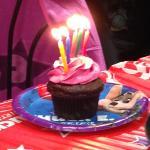 Happy Birthday at Chuck E. Cheese.....