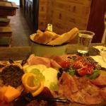 Food - Prosciutteria Cantina Dei Papi Trevi Photo