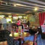 A friendly pub like atmosphere, plus a dining room