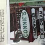 Connie's Ice Cream Parlor resmi