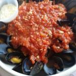 Best meal on the beach!