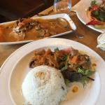 The amazing food at rice style����