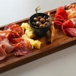 Antipasti at The Duck