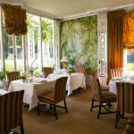 Conservatory Restaurant at Marlfield House
