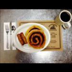 Cinnamon swirl pancakes😋