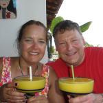 Delicous Mango Margaritas