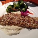 Almond Crusted Great Lakes Whitefish
