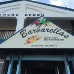 Barbarella's Artist Cafe & Restaurant Foto