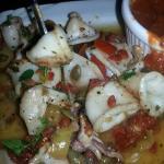Grilled Calamari was AMAZING