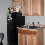 community area (kitchenette) upstairs