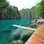 Kayangan Lake is very close to the Resort