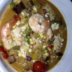 Gulf Shrimp & Kentucky Grits