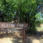 Alston Park, Napa, Ca