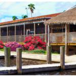 Everglades Adventure Center Tiki Hut Grill and Bar