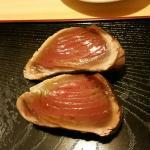 Omakase - Katsuo, bonito fish/skipjack