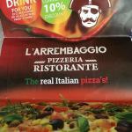 Foto de Pizzeria Ristorante L'Arrembaggio